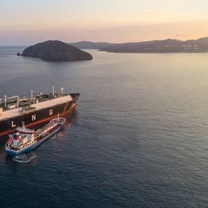 Petronas Adds Three LNG Carrier Newbuilds