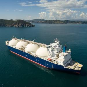 Japan Spot LNG Contract Price Hits 5-month High