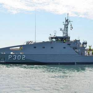 Austal Builds Patrol Boat for Tonga