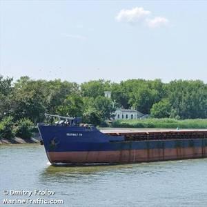 Two Die, Ten Rescued as Russian Cargo Ship Sinks in Black Sea, Off Romania