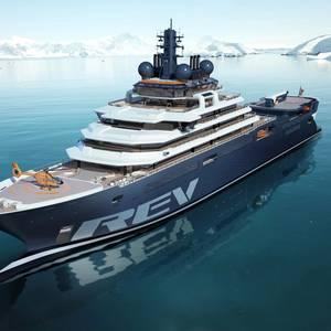 V.Ships Manages REV Ocean Expedition Ship