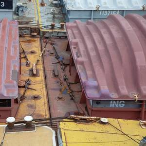 US Gulf Coast Grain Exports Slowly Resuming