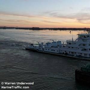 Mississippi River Closed After Bridge Allision