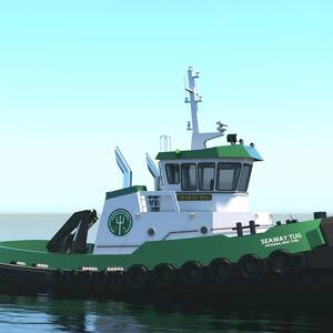 SLSDC Orders 60' Harbor Tug