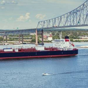 Fourth LNG-ready Product Tanker Delivered to Crowley