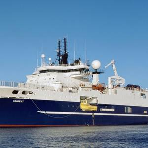 Shearwater GeoServices Recycles Seismic Vessel