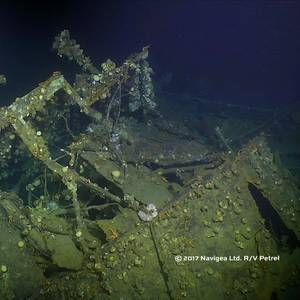 Wreckage of USS Ward Found in the Philippines