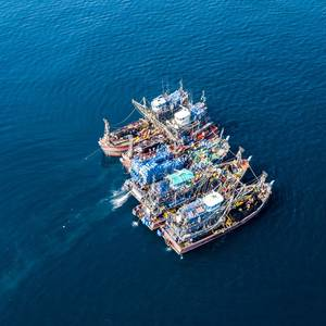 Satellites Expose Risks of Forced Labor in Global Fishing