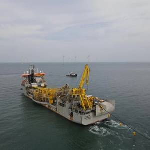 Jan De Nul Installs Export Cables for Formosa 2 Offshore Wind Farm in Taiwan