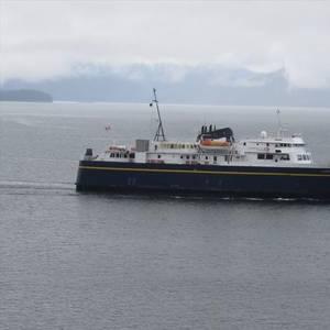 Bomb Threat Aboard Ferry in Juneau, Alaska