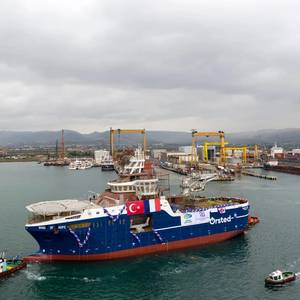 Video: Cemre Launches SOV Wind of Hope
