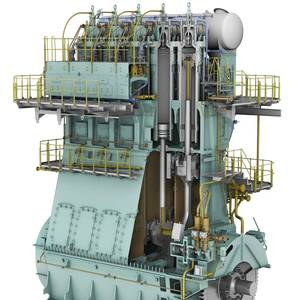 WinGD Rolls Out Four New Versions of its X72DF  Maritime Powerplant
