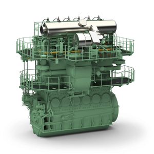 Engines Selected for CMA CGM's LNG Mega Ships
