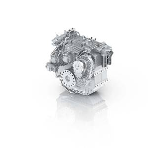 ZF to Launch New Marine Transmission Series