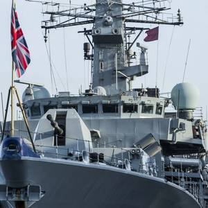 UK PM Johnson Outlines Plans to Build Europe's Most Powerful Navy