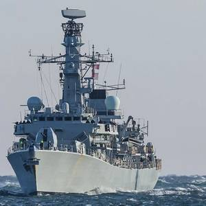 UK Lowers Security Level for its Ships in Strait of Hormuz