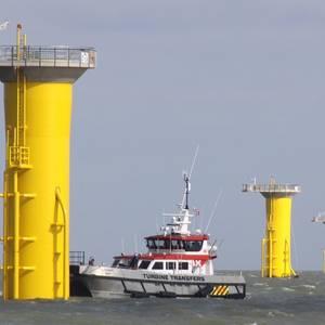 Burgess Marine, EAPL Enter Ship Repair Joint Venture