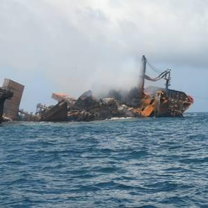 Sri Lankan Fishermen 'Helpless' After Ship Sinking Leads to Fishing Ban
