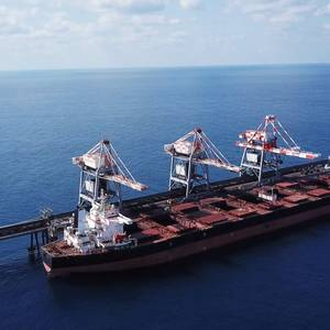 Baltic Dry Index Extends Rally