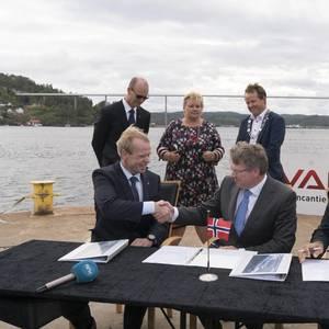 Vard Selected to Build Autonomous Ship Yara Birkeland