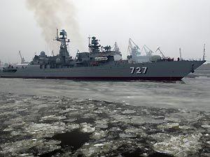 Russia Struggles to Modernize its Navy