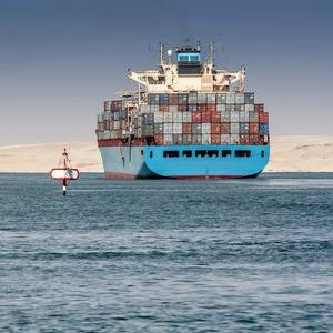 Egypt's Suez Canal Shipping Unaffected by Coronavirus