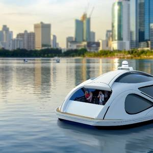 Zeabuz, the Zero-Emission Waterbus Concept