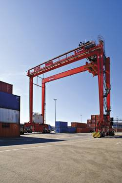 Cargotec to Partner with DP World