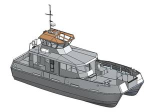 Keel Marine Selects Paramarine Ship Design Software