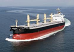 MES Delivers Pair of Bulk Carriers
