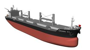 Sinopacific Secures Order for 4+2 Bulkers