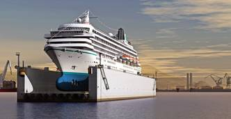 Country's Largest Floating Drydock Coming to Portland