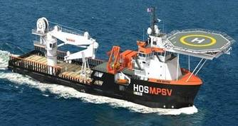 DSS Secures HOS Jones Act MPSV for Gulf ROV Work
