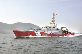 Canada's New Patrol Vessel Christened