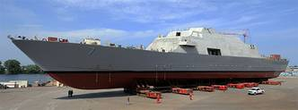 US Navy to Christen Littoral Combat Ship Detroit