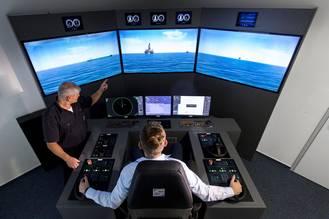 Schottel Optimizes Training With Simulator