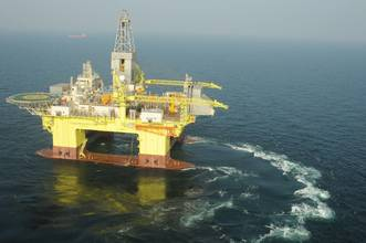 Deepwater Semi-Sub COSL Prospector  Delivered