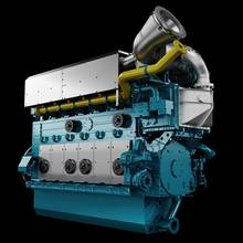 ClassNK Approves Niigata Dual-fuel Engine Design