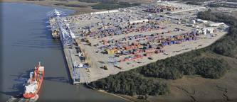 Container Volumes on the Rise in South Carolina
