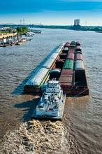 Study Examines Impacts of Inland Waterway Investment