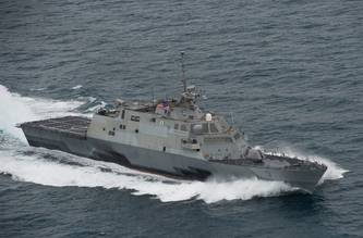 US, Chinese Navies Conduct Joint Exercise