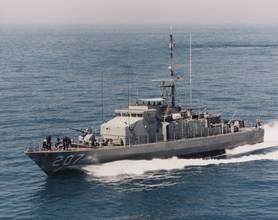 Australia Announces Patrol Boat Tender