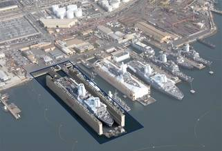 BAE Systems to Expand San Diego Shipyard