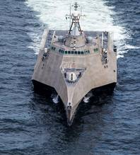 Navy Awards Austal $691M for Two Littoral Combat Ships