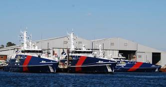 Austal Delivers Sixth Cape Class Patrol Boat
