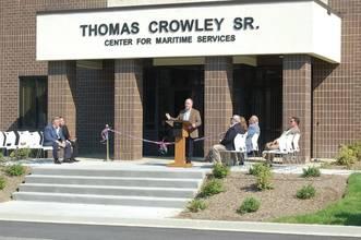 SIU Honors Thomas B. Crowley Sr.