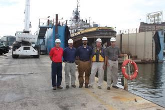 General Ship Repair: A Family Affair