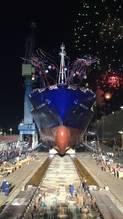 LNG-fueled Box Ship a