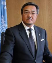IMO's Sekimizu Condemns People Smugglers