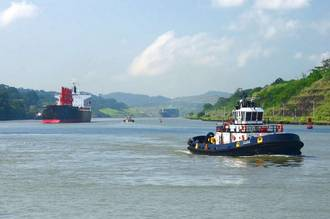 Panama Canal Wait Times Back to Normal